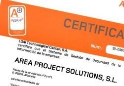 Certificación en ISO 27001:2005