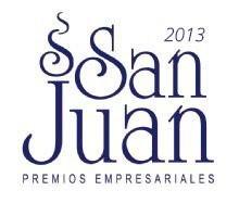 Premios Empresariales San Juan 2013