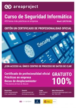 Obtenga gratuitamente el Certificado de Profesionalidad Oficial en
