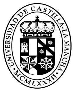 Escudo de la Universidad de Castilla-La Mancha