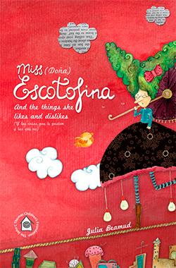 Portada del cuento infantil Miss Escotofina